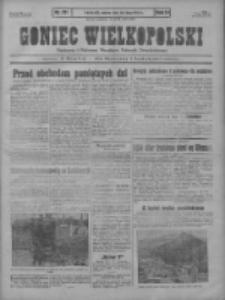 Goniec Wielkopolski: najstarszy i najtańszy niezależny dziennik demokratyczny 1930.07.26 R.54 Nr171