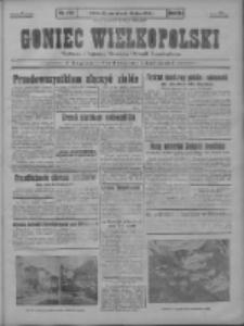 Goniec Wielkopolski: najstarszy i najtańszy niezależny dziennik demokratyczny 1930.07.29 R.54 Nr173