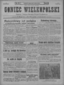 Goniec Wielkopolski: najstarszy i najtańszy niezależny dziennik demokratyczny 1930.07.30 R.54 Nr174
