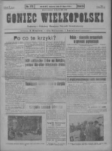 Goniec Wielkopolski: najstarszy i najtańszy niezależny dziennik demokratyczny 1930.07.31 R.54 Nr175