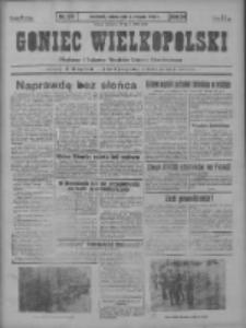 Goniec Wielkopolski: najstarszy i najtańszy niezależny dziennik demokratyczny 1930.08.02 R.54 Nr177