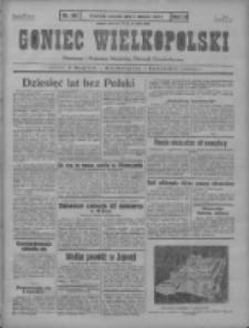 Goniec Wielkopolski: najstarszy i najtańszy niezależny dziennik demokratyczny 1930.08.07 R.54 Nr181