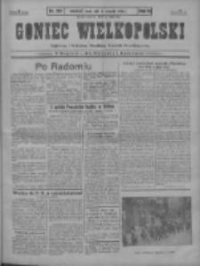 Goniec Wielkopolski: najstarszy i najtańszy niezależny dziennik demokratyczny 1930.08.13 R.54 Nr186