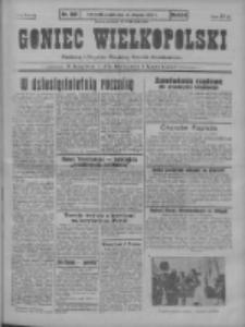 Goniec Wielkopolski: najstarszy i najtańszy niezależny dziennik demokratyczny 1930.08.15 R.54 Nr188