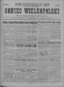 Goniec Wielkopolski: najstarszy i najtańszy niezależny dziennik demokratyczny 1930.08.24 R.54 Nr195