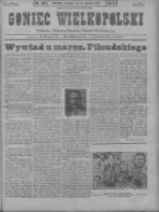 Goniec Wielkopolski: najstarszy i najtańszy niezależny dziennik demokratyczny 1930.08.28 R.54 Nr198