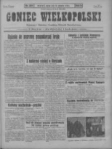 Goniec Wielkopolski: najstarszy i najtańszy niezależny dziennik demokratyczny 1930.08.30 R.54 Nr200