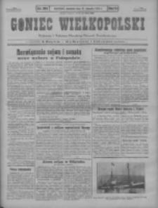Goniec Wielkopolski: najstarszy i najtańszy niezależny dziennik demokratyczny 1930.08.31 R.54 Nr201