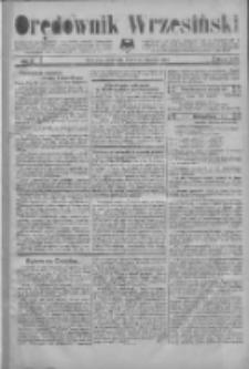 Orędownik Wrzesiński: organ urzędowy na powiat wrzesiński 1934.01.11 R.16 Nr4