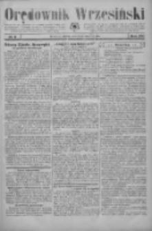 Orędownik Wrzesiński: organ urzędowy na powiat wrzesiński 1934.01.23 R.16 Nr9