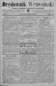 Orędownik Wrzesiński: organ urzędowy na powiat wrzesiński 1934.02.03 R.16 Nr14