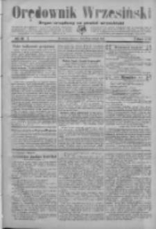 Orędownik Wrzesiński: organ urzędowy na powiat wrzesiński 1934.02.13 R.16 Nr18