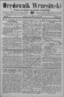 Orędownik Wrzesiński: organ urzędowy na powiat wrzesiński 1934.03.06 R.16 Nr27