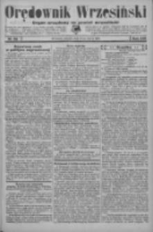 Orędownik Wrzesiński: organ urzędowy na powiat wrzesiński 1934.03.27 R.16 Nr36