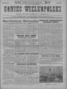 Goniec Wielkopolski: najstarszy i najtańszy niezależny dziennik demokratyczny 1930.09.02 R.54 Nr202