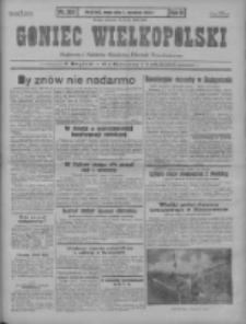 Goniec Wielkopolski: najstarszy i najtańszy niezależny dziennik demokratyczny 1930.09.03 R.54 Nr203