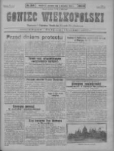Goniec Wielkopolski: najstarszy i najtańszy niezależny dziennik demokratyczny 1930.09.04 R.54 Nr204