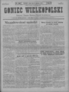 Goniec Wielkopolski: najstarszy i najtańszy niezależny dziennik demokratyczny 1930.09.06 R.54 Nr206