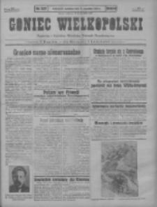 Goniec Wielkopolski: najstarszy i najtańszy niezależny dziennik demokratyczny 1930.09.07 R.54 Nr207
