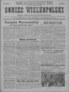 Goniec Wielkopolski: najstarszy i najtańszy niezależny dziennik demokratyczny 1930.09.13 R.54 Nr212