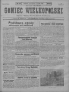 Goniec Wielkopolski: najstarszy i najtańszy niezależny dziennik demokratyczny 1930.09.19 R.54 Nr217