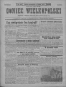 Goniec Wielkopolski: najstarszy i najtańszy niezależny dziennik demokratyczny 1930.09.21 R.54 Nr219
