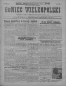 Goniec Wielkopolski: najstarszy i najtańszy niezależny dziennik demokratyczny 1930.09.27 R.54 Nr224