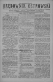 Orędownik Ostrowski: pismo na miasto i powiaty Ostrowski i Odolanowski oraz miast Ostrowa, Odolanowa, Sulmierzyc i Raszkowa 1928.02.14 R.77 Nr13