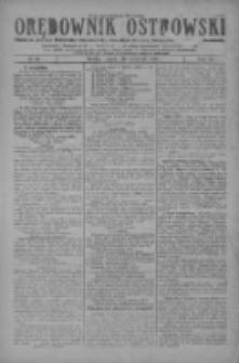 Orędownik Ostrowski: pismo na miasto i powiaty Ostrowski i Odolanowski oraz miast Ostrowa, Odolanowa, Sulmierzyc i Raszkowa 1928.04.20 R.77 Nr32