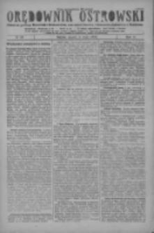 Orędownik Ostrowski: pismo na miasto i powiaty Ostrowski i Odolanowski oraz miast Ostrowa, Odolanowa, Sulmierzyc i Raszkowa 1928.05.04 R.77 Nr36