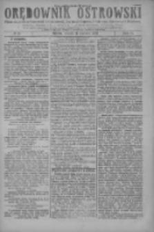 Orędownik Ostrowski: pismo na miasto i powiaty Ostrowski i Odolanowski oraz miast Ostrowa, Odolanowa, Sulmierzyc i Raszkowa 1928.06.05 R.77 Nr45