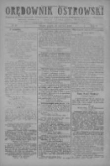 Orędownik Ostrowski: pismo na miasto i powiaty Ostrowski i Odolanowski oraz miast Ostrowa, Odolanowa, Sulmierzyc i Raszkowa 1928.06.15 R.77 Nr48