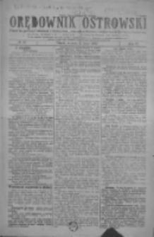 Orędownik Ostrowski: pismo na miasto i powiaty Ostrowski i Odolanowski oraz miast Ostrowa, Odolanowa, Sulmierzyc i Raszkowa 1928.07.03 R.77 Nr53