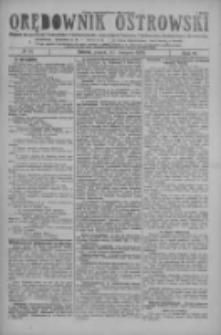 Orędownik Ostrowski: pismo na miasto i powiaty Ostrowski i Odolanowski oraz miast Ostrowa, Odolanowa, Sulmierzyc i Raszkowa 1928.08.10 R.77 Nr64