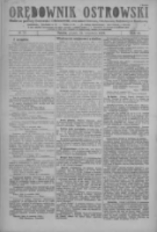 Orędownik Ostrowski: pismo na miasto i powiaty Ostrowski i Odolanowski oraz miast Ostrowa, Odolanowa, Sulmierzyc i Raszkowa 1928.09.21 R.77 Nr76