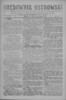 Orędownik Ostrowski: pismo na miasto i powiaty Ostrowski i Odolanowski oraz miast Ostrowa, Odolanowa, Sulmierzyc i Raszkowa 1928.10.09 R.77 Nr81