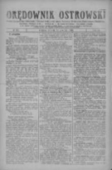 Orędownik Ostrowski: pismo na miasto i powiaty Ostrowski i Odolanowski oraz miast Ostrowa, Odolanowa, Sulmierzyc i Raszkowa 1928.12.11 R.77 Nr99