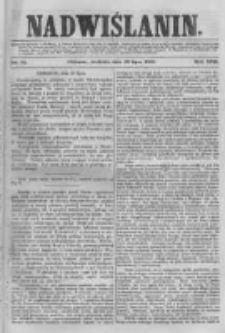 Nadwiślanin. 1866.07.29 R.17 nr85