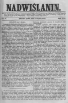 Nadwiślanin. 1866.08.03 R.17 nr87