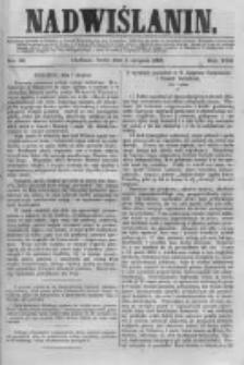 Nadwiślanin. 1866.08.08 R.17 nr89