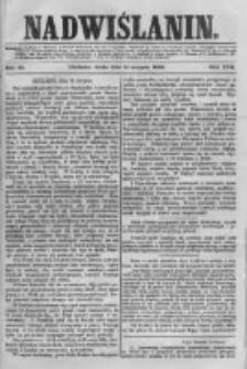Nadwiślanin. 1866.08.15 R.17 nr92