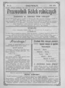 """Przewodnik """"Kółek rolniczych"""". R. XIX. 1905. Nr 21"""