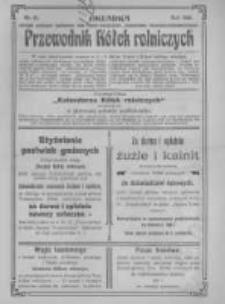 """Przewodnik """"Kółek rolniczych"""". R. XX. 1906. Nr 19"""
