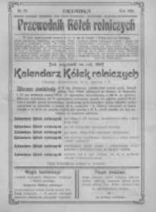 """Przewodnik """"Kółek rolniczych"""". R. XX. 1906. Nr 20"""