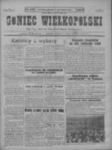 Goniec Wielkopolski: najstarszy i najtańszy niezależny dziennik demokratyczny 1930.10.03 R.54 Nr229