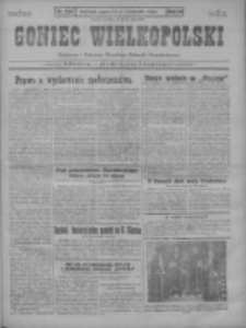 Goniec Wielkopolski: najstarszy i najtańszy niezależny dziennik demokratyczny 1930.10.04 R.54 Nr230