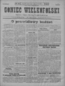 Goniec Wielkopolski: najstarszy i najtańszy niezależny dziennik demokratyczny 1930.10.07 R.54 Nr232