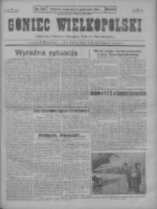 Goniec Wielkopolski: najstarszy i najtańszy niezależny dziennik demokratyczny 1930.10.11 R.54 Nr236