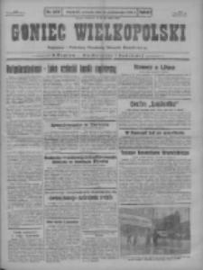 Goniec Wielkopolski: najstarszy i najtańszy niezależny dziennik demokratyczny 1930.10.12 R.54 Nr237