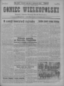 Goniec Wielkopolski: najstarszy i najtańszy niezależny dziennik demokratyczny 1930.10.15 R.54 Nr239